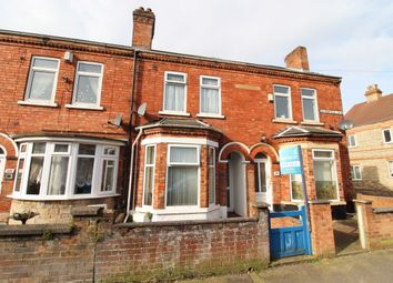 Thumbnail 2 bed terraced house for sale in Sandsfield Lane, Gainsborough