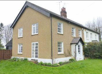 Thumbnail 4 bed semi-detached house for sale in Church Farm Cottages, Aldenham, Herts