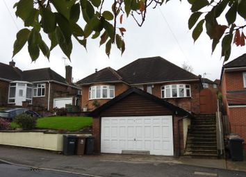 Thumbnail 3 bed detached house for sale in Somersby Road, Woodthorpe, Nottingham