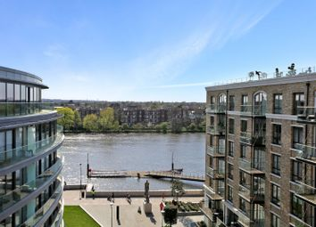 Thumbnail 3 bed flat for sale in Fulham Reach (Faulkner House), Tierney Lane, Hammersmith