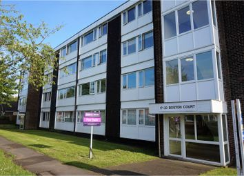 Thumbnail 2 bed flat for sale in Boston Court, Newcastle Upon Tyne