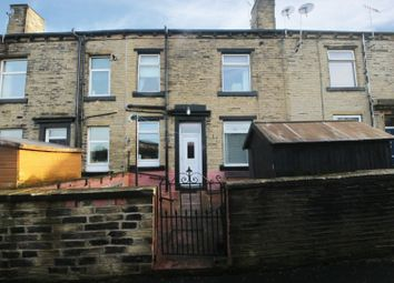 Thumbnail 2 bed terraced house for sale in Back Newcome Street, Calderdale, West Yorkshire