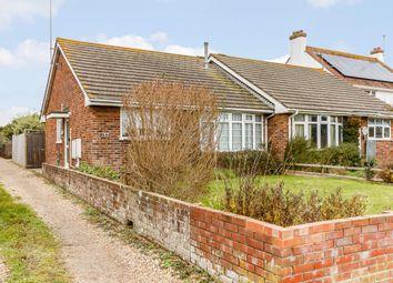 Thumbnail 2 bed semi-detached bungalow for sale in Elmer Road, Bognor Regis, West Sussex