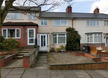 Thumbnail 3 bed terraced house for sale in Kemsley Road, Maypole, Birmingham