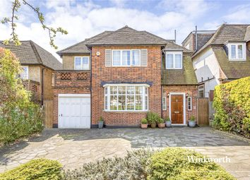 Thumbnail 5 bedroom detached house for sale in Allandale Avenue, Finchley, London