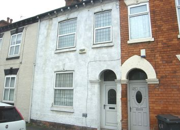 Thumbnail 2 bed terraced house for sale in De Grey Street, Hull