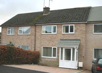 Thumbnail 3 bed terraced house to rent in Slade Close, Ottery St. Mary
