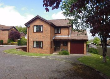 Thumbnail 4 bed detached house for sale in Trinity Close, Mumbles, Swansea