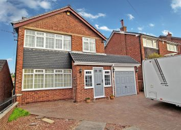 Thumbnail 3 bedroom detached house for sale in Barrhead Close, Rise Park, Nottingham