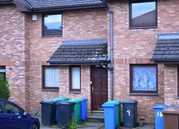 Thumbnail 1 bed flat to rent in Glenbridge Court, Dunfermline, Fife