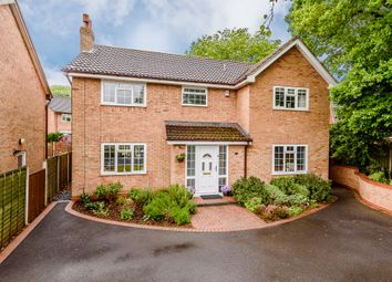 Thumbnail 5 bed detached house for sale in Glendinning Way, Madeley, Telford