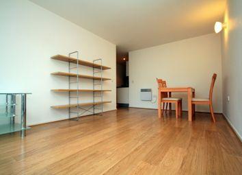 Thumbnail 1 bedroom flat to rent in Adriatic Building, Narrow Street, London