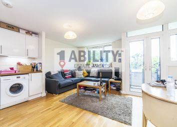 Thumbnail 4 bed flat to rent in Rennie Estate, London