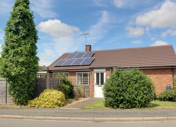 Thumbnail 3 bedroom detached bungalow for sale in Ellis Close, Cottenham, Cambridge