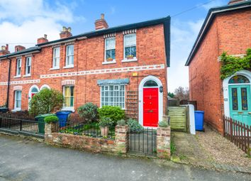 Thumbnail 3 bedroom end terrace house for sale in Belmont Road, Maidenhead