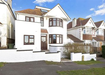 Thumbnail 4 bed detached house for sale in Crowborough Road, Saltdean, Brighton, East Sussex