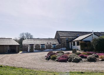 Thumbnail 6 bed barn conversion for sale in Lifton