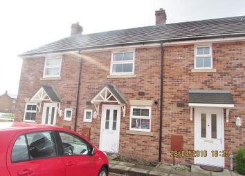 Thumbnail 2 bed terraced house to rent in Llys Y Dderwen, Coity, Bridgend, Bridgend.