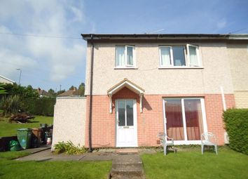 Thumbnail 3 bed semi-detached house for sale in Woodview Crescent, Risca, Newport