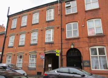 Thumbnail 1 bed flat for sale in Moores Road, Leicester