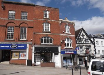 Thumbnail 1 bed flat to rent in Market Place, Ross-On-Wye