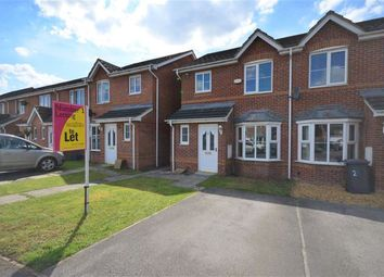 Thumbnail 3 bed town house to rent in Linden Way, Thorpe Willoughby, Selby