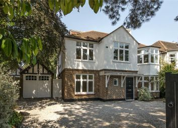 Thumbnail 5 bedroom detached house for sale in Copse Hill, Wimbledon, London
