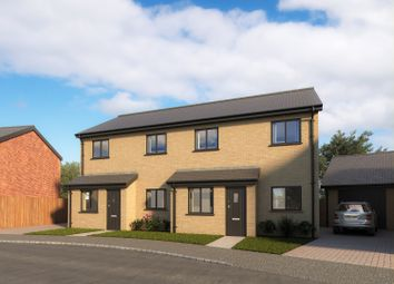 Thumbnail 2 bed semi-detached house for sale in Plot 9, The Homerton, Terence Place, Fordham