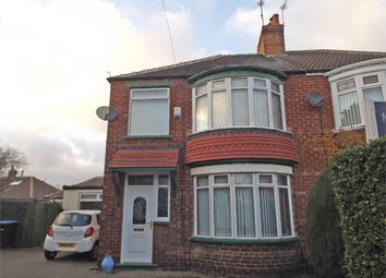 Thumbnail 3 bed semi-detached house for sale in Montreal Place, Middlesbrough, North Yorkshire