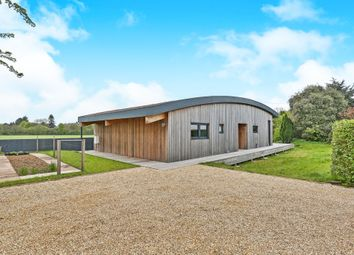 Thumbnail 2 bedroom detached bungalow for sale in Cranworth Road, Shipdham, Thetford
