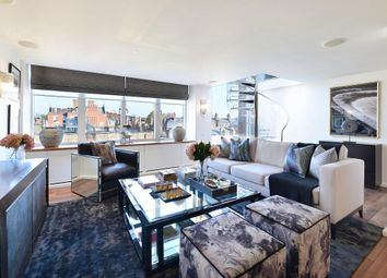 Thumbnail 3 bed flat to rent in 11-13 Young Street, Kensington, London