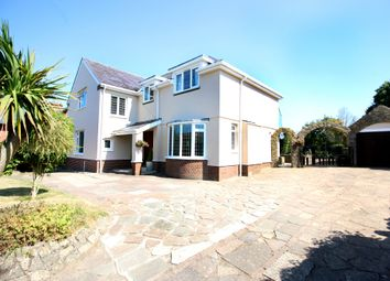 Thumbnail 4 bed detached house for sale in Westhill Road, Torquay