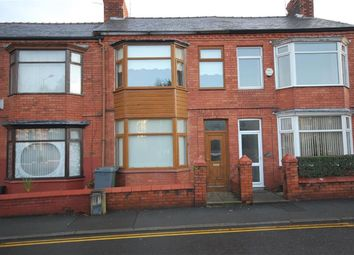 Thumbnail 3 bed terraced house to rent in Singleton Avenue, Birkenhead, Merseyside