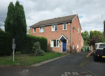 Thumbnail 2 bed semi-detached house to rent in Hawthorne Close, Ketley Bank, Telford