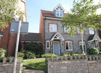 Thumbnail 4 bed semi-detached house for sale in Glastonbury Road, Wells