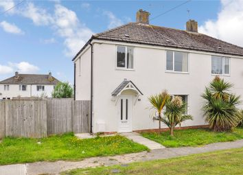 Thumbnail 3 bed semi-detached house for sale in Lancaster Crescent, St. Eval, Wadebridge