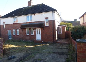 Thumbnail 3 bedroom semi-detached house for sale in Parker Road, Hastings