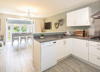 """Thumbnail 3 bedroom terraced house for sale in """"Greenwood"""" at Rocky Lane, Haywards Heath"""
