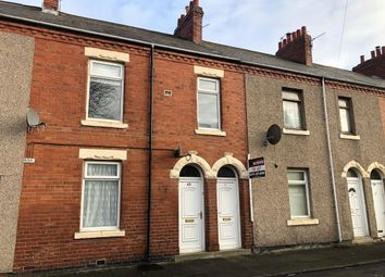 Thumbnail 2 bedroom flat to rent in Blyth Street, Seaton Delaval, Tyne & Wear