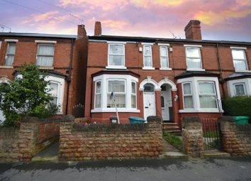 Thumbnail 4 bedroom terraced house to rent in Leslie Road, Forest Fields, Nottingham