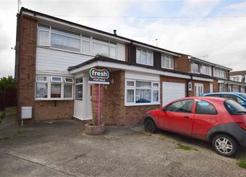 Thumbnail 4 bed semi-detached house for sale in Colne, East Tilbury, Essex