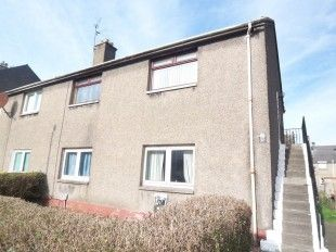 Thumbnail 2 bed flat to rent in Ard Road, Renfrewshire
