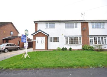 Thumbnail 4 bedroom semi-detached house for sale in Hawthorne Avenue, Newton With Scales, Preston, Lancashire