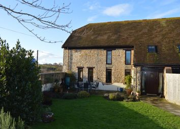 Thumbnail 3 bed barn conversion for sale in Manor Farm Gate, West Stour, Gillingham