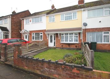 Thumbnail 3 bed terraced house for sale in Angela Avenue, Potters Green, Coventry