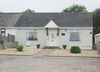 Thumbnail 3 bed semi-detached bungalow for sale in Hirwaun Road, Hirwaun, Aberdare