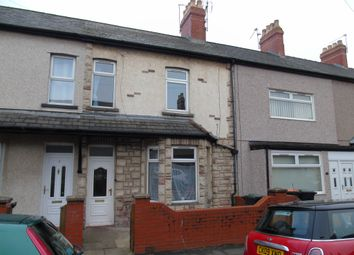Thumbnail 3 bed terraced house for sale in Gaskell Street, Newport