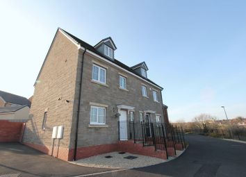 Thumbnail 4 bedroom semi-detached house for sale in White Farm, Barry