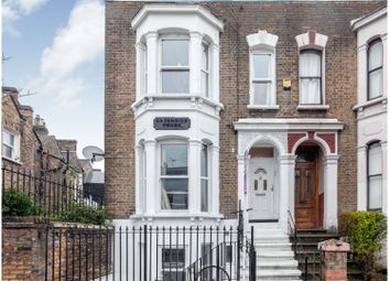 Thumbnail 2 bed flat for sale in 120 Rushmore Road, London
