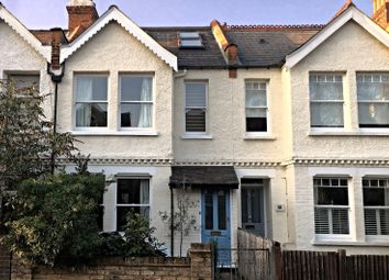 Thumbnail 3 bed terraced house for sale in TW118Rt, Teddington